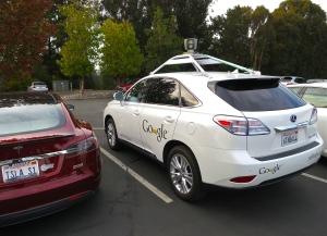 Google Autonomous Vehicle